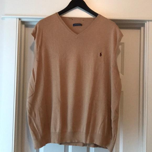 Polo By Ralph Lauren Sweaters Big Tall 4xlt Sweater Vest Poshmark